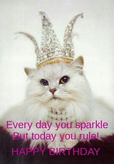 Sparkle birthday