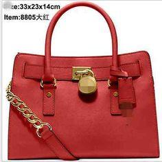 MICHAEL Michael Kors MK Large Saffiano Leather Hamilton Messenger Crossbody  Bag. NEW the latest fashionable ladies leather handbag locks shopping bag  <12 ...