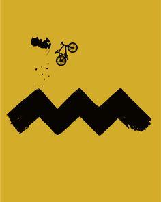 Charlie Brown fall