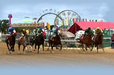 Maryland State Fair- Open 08/28/2015-09/07/2015- 1Hr from home