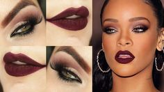 Tutorial – maquiagem lacradora da Rihanna (Pausa para Feminices)
