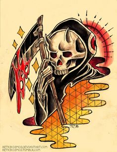 Reaper Flash by RetkiKosmos on DeviantArt
