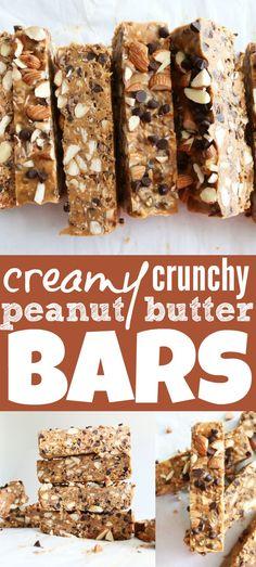Creamy Crunchy Peanu