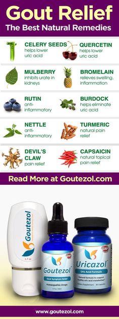 Remedies for Gout #medicine #gout #arthritis
