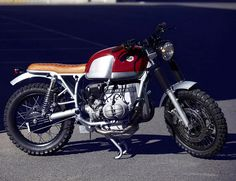 "CRD BMW R100RT ""Ruby Ring"""
