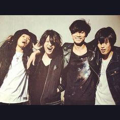 [Alexandros]2015/5/30「ROCKIN'ON JAPAN」2015年7月号