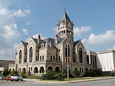 Victoria Texas Courthouse