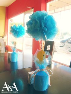 Super baby shower centerpieces for boys babyshower rubber duck Ideas Ducky Baby Showers, Baby Shower Duck, Rubber Ducky Baby Shower, Baby Shower Vintage, Boy Baby Shower Themes, Baby Shower Printables, Baby Shower Favors, Baby Shower Parties, Baby Shower Invitations