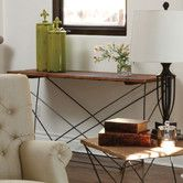 Found it at AllModern - Edison Console Table