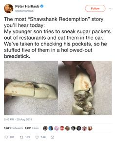 13 Sneaky AF Kids Who Are Very, Very Smart I'll take some breadsticks to go. Funny Cute, Really Funny, Hilarious, Crazy Funny, Stupid Funny Memes, Funny Posts, Funny Stuff, Funny Things, Random Stuff