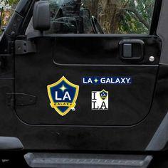 """LA Galaxy WinCraft 11"""" x 11"""" Fan Magnet"""