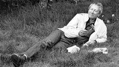 """""""Allegro"""" - Ciel à moitié achevé, 1962 - Tomas Tranströmer, poète suédois, 1931-2015.  Lecture Partagée - Michel Thomas - Valérie Champigny"""