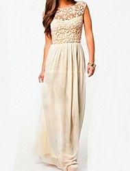 Women's Lace/Party Stretchy Sleeveless Maxi Dress... – AUD $ 27.31