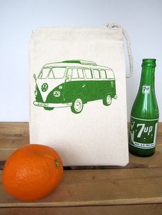 VW lunch bag!