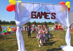 Backyard Carnival 63 best backyard carnival/birthday/vbs images on pinterest