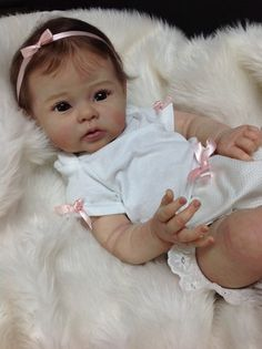 Custom Raven Reborn Baby Boy or Girl Baby Dolls For Sale, Life Like Baby Dolls, Life Like Babies, Real Baby Dolls, Realistic Baby Dolls, Bb Reborn, Reborn Baby Boy, Reborn Toddler Dolls, Newborn Baby Dolls