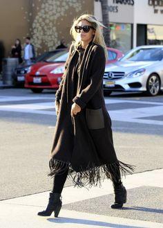 Natasha Oakley & Devin Brugman | Beverly Hills, California, January 08, 2016.