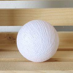 White color cotton ball for 100 balls String Lights, White Cotton, Lanterns, The 100, Indoor, Balls, Merry, Color, Home Decor