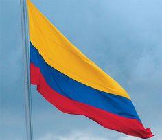 Colombian Flag Colombian Flag, Colombian Culture, Irish American, Outdoor Decor, Pride, Diwali, Souvenirs