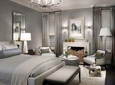 Att välja färg till sovrummet – 19 monokroma sovrum – Sköna hem