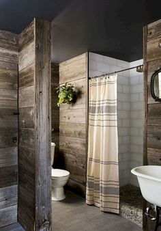 Cool 95 Best Farmhouse Bathroom Decor Ideas https://homeastern.com/2018/02/01/95-rustic-farmhouse-bathroom-decor-ideas/