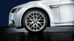 #M #Performance Y Spoke 359 alloy - Single wheel, without tire, front.  #E82/88 - 1 Series/1M.