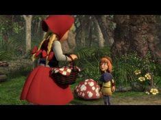 """Dutch song for children""""zef roodkapje waar ga jij hene""""? Music For Kids, Kids Songs, Red Riding Hood, Little Red, Wolf, Karaoke, Childhood Memories, Fairy Tales, Anime"""