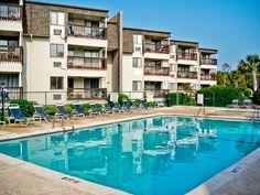 Ocean Forest Villas Pool