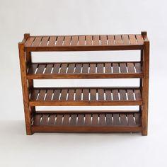 Shoe Rack Furniture, Home Decor Furniture, Wooden Furniture, Furniture Design, Bamboo Shoe Rack, Wooden Shoe Racks, Wood Projects, Woodworking Projects, Shoe Bench