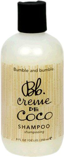 Bumble and Bumble Creme de Coco Shampoo 85 Ounce Bottle ** See this great product.