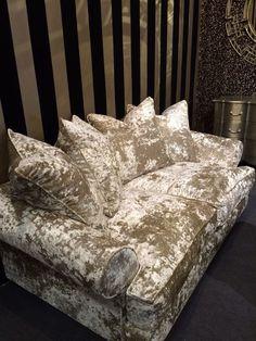 Best Crushed Velvet Bespoke Sofa Living Spaces Pinterest 400 x 300