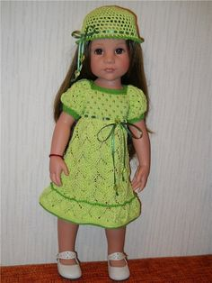 Вязание для кукол Gotz / Одежда и обувь для кукол - своими руками и не только / Бэйбики. Куклы фото. Одежда для кукол