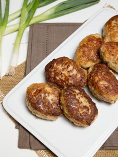 Chicken Kotleti are similar to chicken nuggets. This recipe makes the most amazing, juicy kotleti. See how shiny and moist they are, just Yuminess!