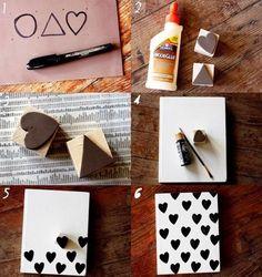 Cuaderno con sellos on 1001 Consejos  http://www.1001consejos.com/social-gallery/cuaderno-con-sellos