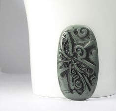 Olive Dragonfly Pendant | Flickr - Photo Sharing!