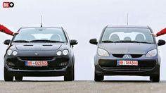 SMART FORFOUR UND MITSUBISHI COLT Können die kleinen Zwillinge als Gebrauchte überzeugen?