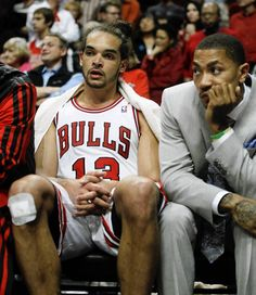a735c450427 Game 3 photos  Bulls vs. Heat. Chicago TribuneChicago BullsJoakim NoahRose  WatchDerrick ...