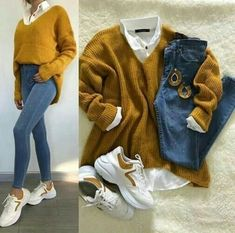 Color Clothing combinations – Just Trendy Girls Source by jujuschoko - Color Clothing combinations – Just Trendy Girls Source by jujuschoko clothes Source by MMittieCummingsWomenMode - Casual Winter Outfits, Winter Fashion Outfits, Hijab Fashion, Stylish Outfits, Fall Outfits, Night Outfits, Mode Outfits, Skirt Outfits, Dress Skirt