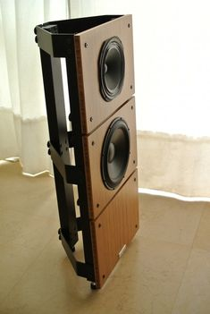 Tower10 AN8 Open Baffle Speakers
