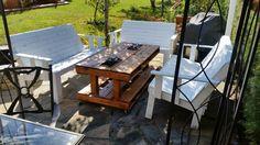 Pallet outdoor furniture 8