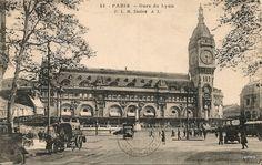 La Gare de Lyon
