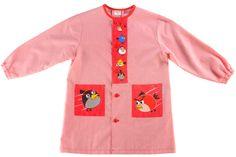 "BATA INFANTIL DNK ""BIRDS"" - BATASIGUALADA.CAT Children, Sweaters, Birds, Clothes, Ideas, Products, Fashion, Lab Coats, Children Outfits"