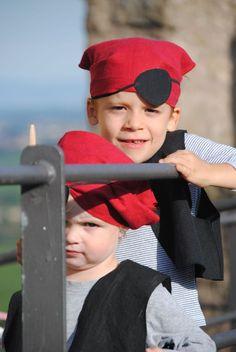 Piraten-Kostüme #nähen #makerist