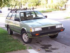 Ellen Lange's light green (1986) Subaru (GL) station wagon was under a street lamp at Ralph's supermarket on Ventura in Encino, the third place on Janet Simon's list.
