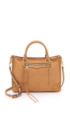 Rebecca Minkoff Regan Satchel | SHOPBOP
