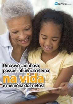 Familia.com.br | Como passar conhecimento para os netos #Conhecimento #Netos