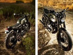 We've all heard the phrase before. It implies that a bike has been customised to the point where it just can't be ridden. Hell, if you believe some of the more mainstre… Moto Guzzi V7 Classic, Motorcycle Manufacturers, 50cc, Street Bikes, Go Kart, Custom Bikes, Bobber, Gas Scooter, Free Gas