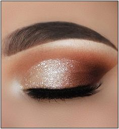 135 hottest eye makeup looks for day and evening , soft glam eye shadow 1 | pradehome.com