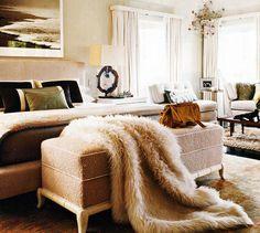 Now that's cozy.  Love it.