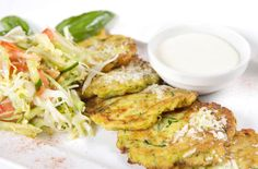 Looking for an easy gluten-free breakfast that's packed full of vegetables? These Gluten-Free Zucchini Fritters will not disappoint. They are fabulous.